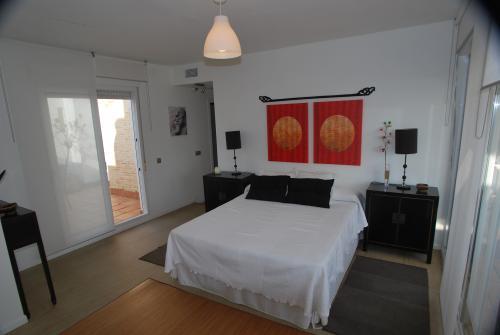 Apartamento Turístico, Ático 6 Levante (3d+2b), Punta del Moral (HUELVA), Paseo de la Cruz nº22