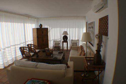 Apartamento Turístico, Ático 3 Levante, Frontal (4d+2b), Punta del Moral (HUELVA), Paseo de la Cruz nº22